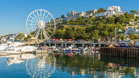 Launch an adventure from Torquay Harbour during your stay
