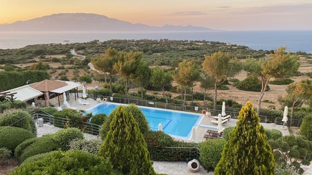 Zakynthos has many hotels, such as Lithies Boutique Hotel, that have incredible views and excellent amenities