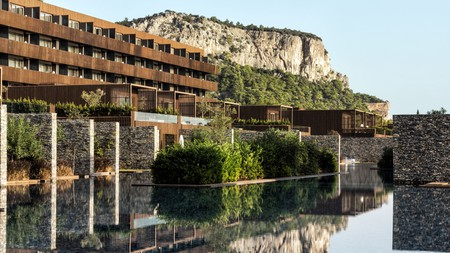 The Maxx Royal Kemer Resort near Antalya is an ornate gem on Turkey's turquoise coast complete with its own beaches, pools, restaurants and chocolatier – for an all-inclusive hit of luxury