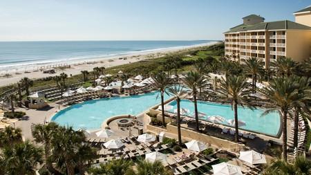 Fernandina Beach has everything from homey lodges to grand luxury resorts