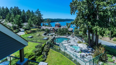 Explore Pender Island, Canada, from the comfort of a quality resort hotel.