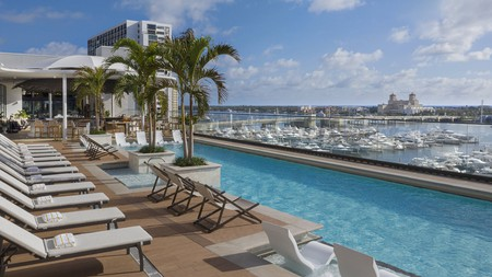 Spend some time soaking up the sun and glamorous history of West Palm Beach at one of its best hotels