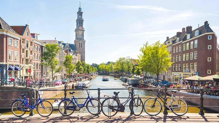 Stay at one of Amsterdam's amiable hostels to save money while also socialising with fellow travellers