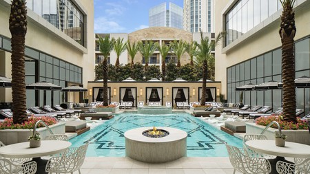 The Post Oak Hotel in Houston is nothing short of spectacular