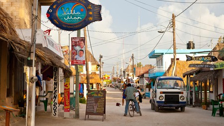 Make sure to take some time away from the beach and experience the small, busy streets of Mexico's Isla de Holbox
