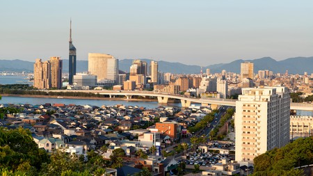 Fukuoka is an outdoorsy city with hotels to suit every budget