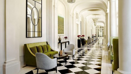The Waldorf Astoria Versailles Trianon Palace gives the royal place a run for its money; opulent, decadent and a thing of beauty – come here to try out the spa and Gordon Ramsay restaurant and you'll feel like royalty
