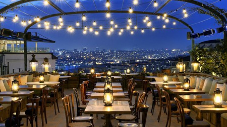 Soho House is a relatively recent addition to Istanbul's luxury hotel offering