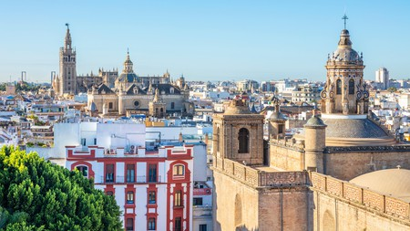 The landmarks of Seville have been shaped by Roman and Moorish influences