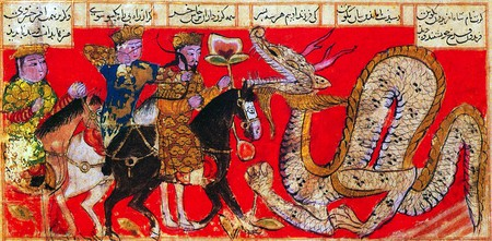 The Shahnameh is a poetic opus written by the Persian poet Ferdowsi around 1000CE