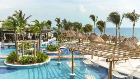 Some luxury resorts in Cancún are slices of paradise for adults only