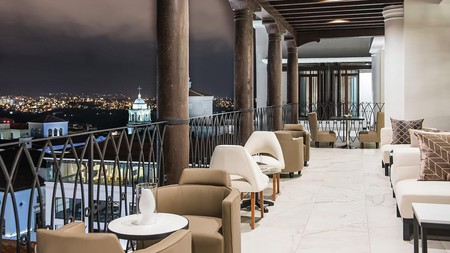 You'll be wowed by the views from the AC Hotel by Marriott Guatemala City