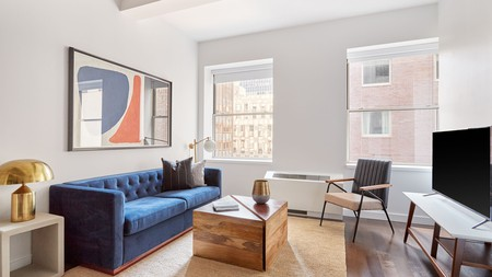 Find your home away from home with a stay at these stylish NYC vacation rentals