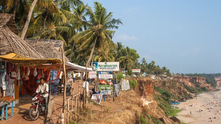 If you want a relaxing, laid-back beach holiday in India, put Varkala on your travel list