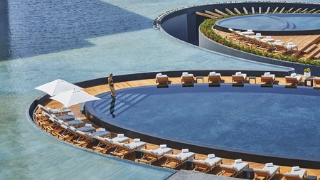 Enjoy an upmarket stay at the Viceroy Los Cabos, in San Jose del Cabo