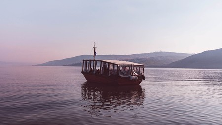 A visit to Israel would not be complete without a stop at the Sea of Galilee