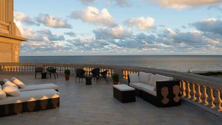 Relax by the Atlantic at the Sofitel Montevideo