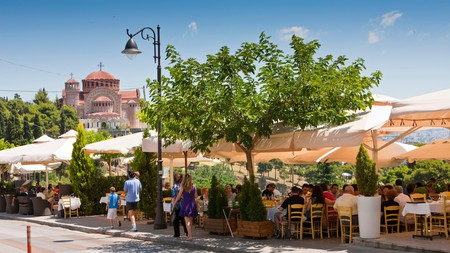 You'll love the dining experience in Thessaloniki