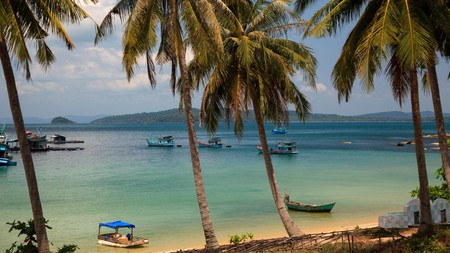 Behind the arresting vistas of places such as Phu Quoc in Cape Ganh Dau, Vietnam, it's wise to keep an eye out for the inevitable scammers intent on relieving you of your money