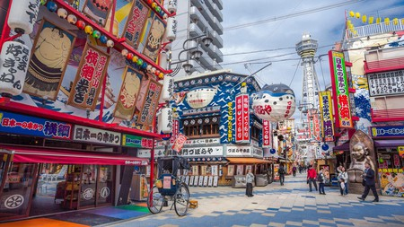 Vibrant Osaka is a fantastic place to visit on a budget thanks to its wealth of affordable hotels