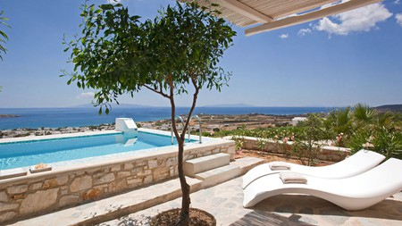 Take time out on the glorious, sun-drenched Greek island of Paros