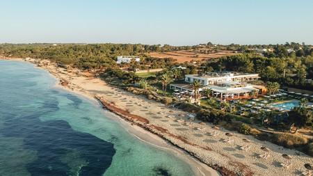 Gecko Hotel & Beach Club is a great spot overlooking the Mediterranean