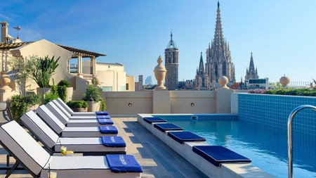 With so much to do and see in Barcelona, you will need somewhere for little legs to cool off at the end of the day