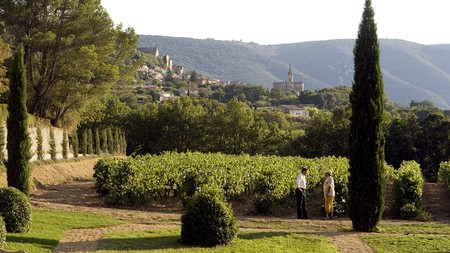 'A Good Year' (2006), starring Russell Crowe and Marion Cotillard, reflects 'la vie provençale'