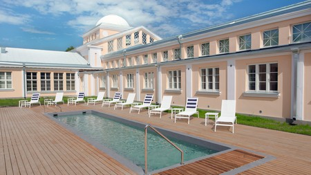 Guests have flocked to Hedon Spa in Pärnu since the 1920s