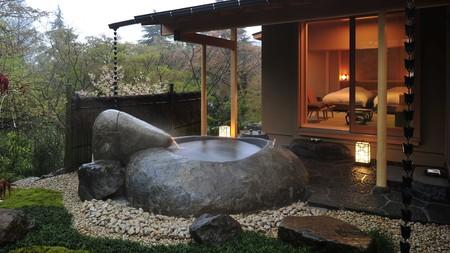 The baths at Gora Kadan look like works of art