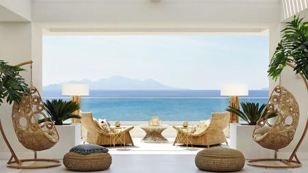Opulence meets boho beach vibes at Ikos Aria