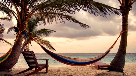 Belize offers beach-loving backpackers a bit of bargain-price Caribbean relaxation time
