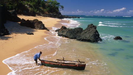 You're never too far from paradise in the Comoro Archipelago