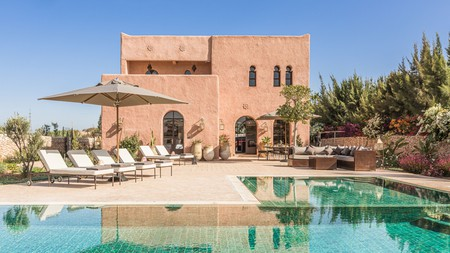 Le Jardin des Douars is perfect for a romantic or family-friendly getaway in Essaouira