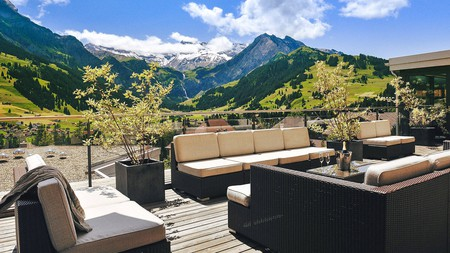 Natural beauty surrounds you no matter where you stay in Switzerland