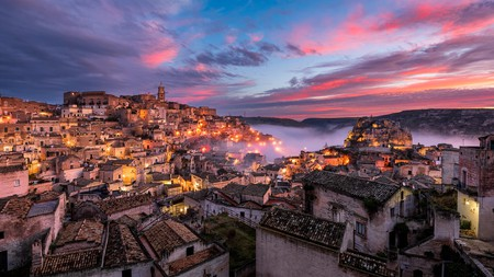 The medieval town of Matera, in southern Italy, is a magical place to visit