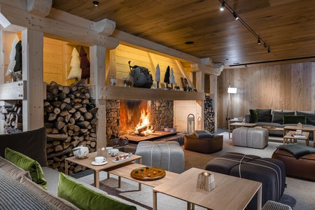 Soothe your ski-weary limbs in five-star luxury