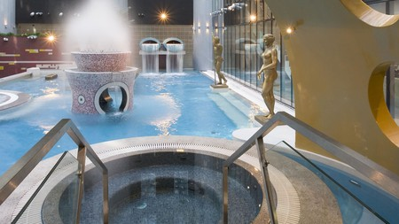 Relax after a long day exploring Tallinn, at Tallink Spa and Conference Hotelhero, one of the best spa and wellness hotels in the city
