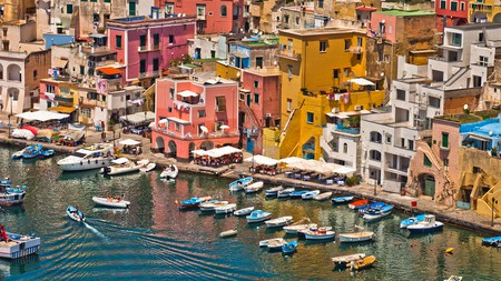Procida will be Italy's Capital of Culture for 2022