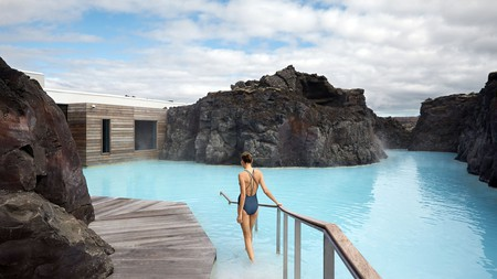 For private Blue Lagoon access, choose a sanctuary on the waters edge
