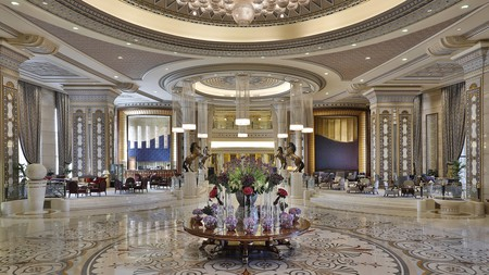 The opulence of Riyadh's hotels impresses discerning travellers from around the world