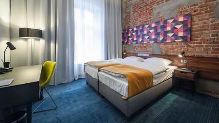 Experience a unique side of Łódź with a stay at a former factory