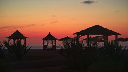 Enjoy sunset views at Meliá Tortuga Beach on Sal, Cape Verde