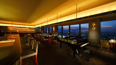 The Hotel Metropolitan offers sumptuous views across the Japanese capital