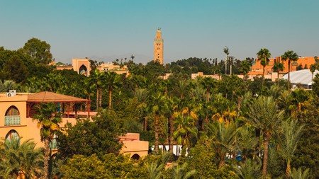 The Morroccan city of Marrakech offers an array of budget-friendly accommodation