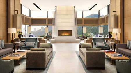 The Upper House has some of the most spacious rooms in Hong Kong and stunning vistas