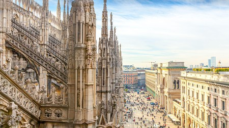 Milan, with its imposing Duomo, is more affordable than you might think
