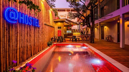 At Hostel Samui is the ideal base for exploring the livelier side of Koh Samui, Thailand