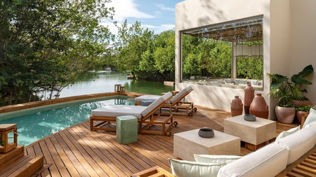 Pure luxury exists in the emerald jungle
