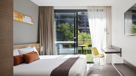 Jasper Hotel is one of the most affordable options in the CBD in Melbourne